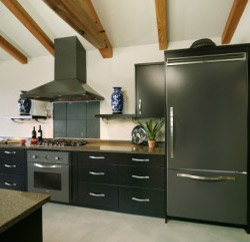 Cucina Kitchens and Baths-San-Luis-Obispo-Custom Made Cabinets kitchen