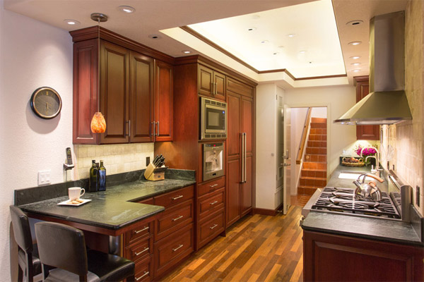Cucina Kitchens And Baths   Custom Kitchens San Luis Obispo   Wood Path ...
