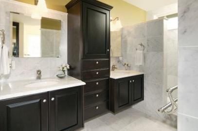 Cucina-Kitchens-and-Baths-Baths-San-Luis-Obispo-Dark-Cabinets2