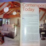 cucina kitchen and baths - HAVEN Magazine Summer 2005 - Haven article