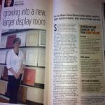 cucina kitchen and baths - custom cabinets san luis obispo - The Tribune Home & Garden 3/9/07