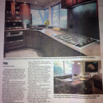 cucina kitchen and baths - custom cabinets san luis obispo - Central Coast Living 3/14/08