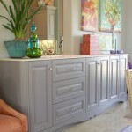cucina kitchens and baths - custom kitchens san luis obispo - dining room cabinet